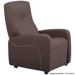Fauteuil relaxation 2 moteurs HAWAI