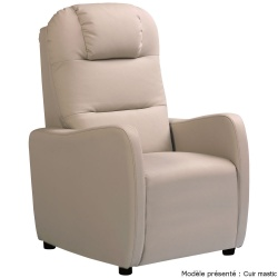 Fauteuil relaxation BALI 2 moteurs