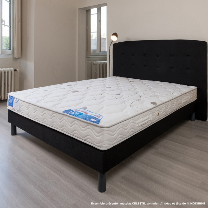 matelas latex celeste 100 latex tr s ferme certifi belle literie. Black Bedroom Furniture Sets. Home Design Ideas