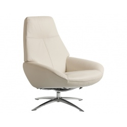Fauteuil relaxation manuel design OSLO